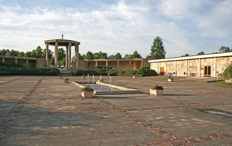 22 - The Lidice Memorial - a monument to the destruction of Lidice by the Nazis (39 km)