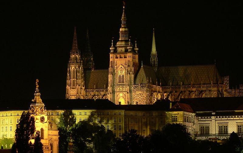 11 - St. Vitus Cathedral at Prague Castle (24 km)